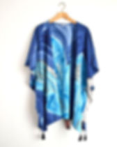 Elisha C Watercolor Kimonos -hand pained in Haiti. https://elishac.com/collections/apparel