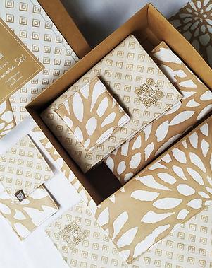 Batik Boutique Homeware Gift Set.