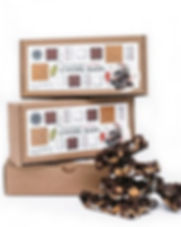 Askinosie Smore Chocolate Box. Direct trade chocolate. https://askinosie.com