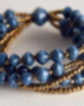 Elegance Restored bracelet. Ethically-made jewelry. https://www.elegancerestored.com/collections/rings-and-bracelets