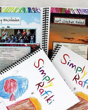 Rafiki Foundation Simply Rafiki Cookbook