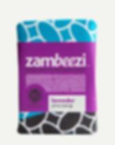 Zambeezi Lavender Beeswax Organic Fair Trade Soap