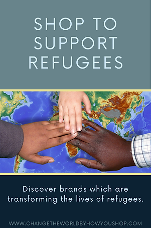Shop to Support Refugees in Honor of World Refugee Day