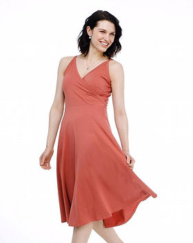 Elegantees bridesmaid dress. Ethically made in Nepal by survivors of sex trafficking. https://elegantees.com/search?type=product&q=dress