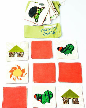 Amani Ya Juu memory game. Handmade and fair trade. https://amaniafrica.org/search?q=games