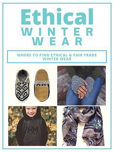 Ethical Winter Wear: Where to Find Ethical & Fair Trade Winter Wear for the Whole Family