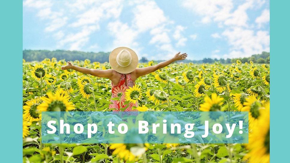 Shop to Bring Joy