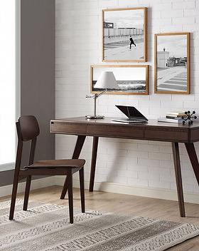 Made Trade Eco Friendly Bamboo Desk.