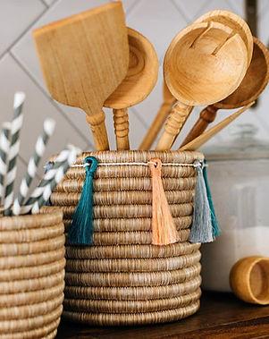 Azizi Life Fair Trade Kitchen Products.
