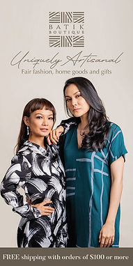 The Batik Boutique: Uniquely Artisanal Fair Fashion for Women.