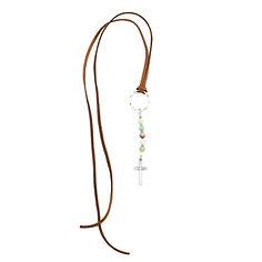 Vi Bella Jewelry Cora Cross Bookmark.