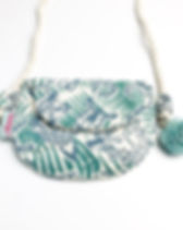 Mosaic Collective The Jane Purse. Made in Tanzania by artists with disabilities.