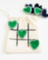 Mercy House tic-tac-toe game for kids. Fair trade. https://mercy-house.myshopify.com/collections/kids