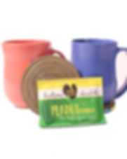 Vineworks Mug and Chocolate set. Fair trade gift set. https://www.vineworks.gives/search?q=bundle
