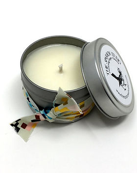 The Sparrow Studio scented candles. http://www.thesparrowstudio.com/home-goods/