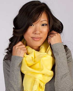 Freedom's Promise lemon silk pashmina. Fair trade and handmade in Cambodia. https://www.freedomspromise.org/product-category/scarves/