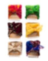Sewing God's Seeds mini bar soaps. Fair trade. https://sewinggodsseeds.com/market