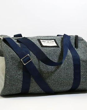 Renew Project Weekender Bag. Made in the USA by refugees. https://www.renewproject.org/collections/bags