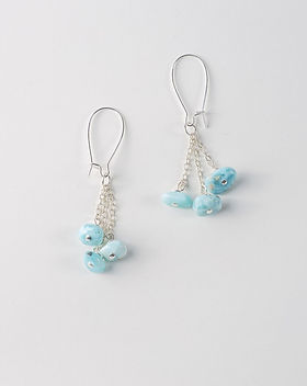 Vida Plena Coastal Waves Earrings.
