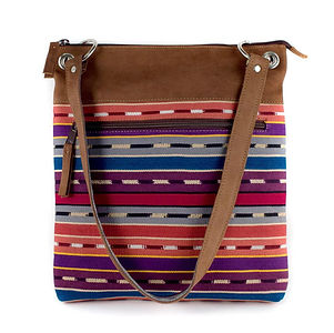 Mayan Hands tote. Fair trade and handwoven. https://www.mayanhands.org/