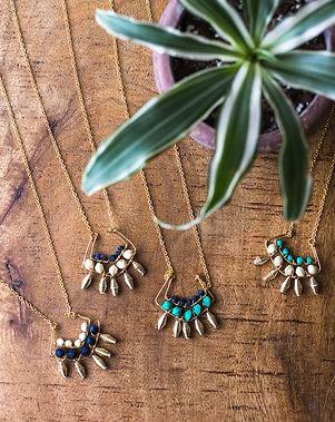 Mango + Main cailyn necklace. Fair trade. https://mangoandmain.com/collections/jewelry