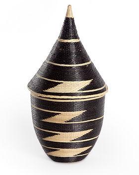 Worldcrafts fair trade Rwandan basket. https://www.worldcrafts.org/home-decor/baskets