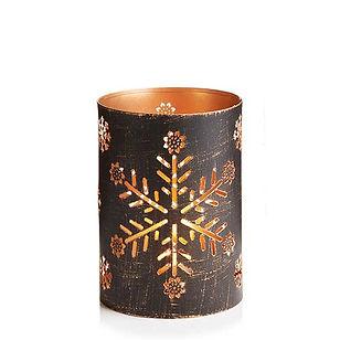 Serrv Snowflake Lantern. Fair Trade Christmas Decorations. https://www.serrv.org/category/holiday-christmas