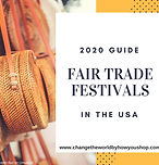 Fair Trade Festivals & Events in the USA