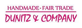 Dunitz and Company Fair Trade Logo.