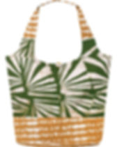 Naupaka tropical organic cotton bucket bag. https://naupakastore.com/search?q=bag