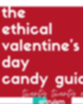 Artruism Imports Ethical Valentine's Day Candy Guide 2020
