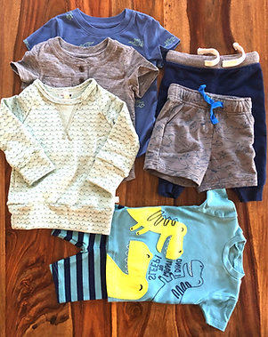 Rent a Romper Just the Essentials Capsule Wardrobe for Babies and Toddlers