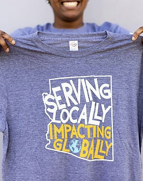 Goex custom printing. Fair trade custom printed t-shirts. https://goexapparel.com/