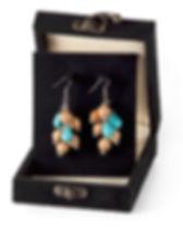 WorldCrafts Jordanian earrings. Fair tradeand and handmade in Jordan. https://www.worldcrafts.org/jewelry