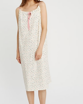 Adored Boutique Organic Cotton Night Dress. Ethically-made. https://www.adoredboutique.com/search?type=&q=pajamas
