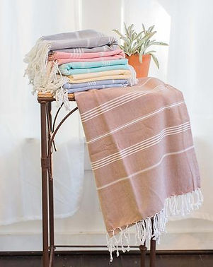 Education and more fouta towels. Fair trade and handmade in Guatemala. https://www.educationandmore.org/collections/fouta-turkish-towels