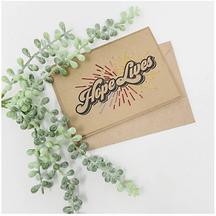 Rosie's Boutique Haiti Hope Lives Easter Card Set Handmade