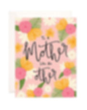 Amma's Umma Mother's Day card. Made in the USA and gives back to fund adoptions. https://ammasumma.com/search?q=Mother