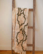 Rahab's Rope Sydney Throw. Handmade and Fair Trade.