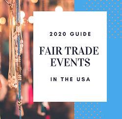Fair Trade Events & Festivals in the U.S.