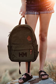 Hope outfitters backpack. Ethically made and give back to charity. https://www.hopeoutfitters.com/collections/women/Bags-&-Totes