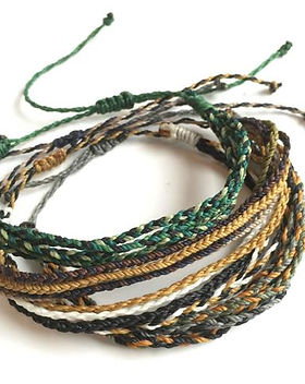 Education and more friendship bracelets stack.  Fair trade and give back to fund education in Guatemala. https://www.educationandmore.org/collections/bracelets-2-educate