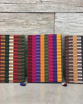 Shop With a Mission Woven Guatemalan Fair Trade Notebook