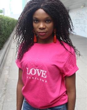 Nightlight Design Women's T-shirt Plus-Sized Ethical Women's Fashion. https://store.nightlightinternational.com/category_s/160.htm