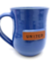 Papillon Independence Day United mug.