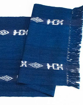 Mayan Hands table runner. Traditionally handwoven by Mayan women in Guatemala. https://www.mayanhands.org/collections/table-linens-kitchen