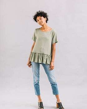 Trove Millie top. Ethically and sustainably made. https://shop-trove.com/search?type=product&q=*top*