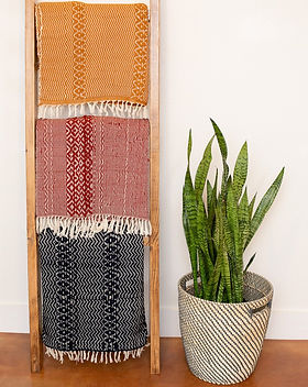 Mercy House Global Handloomed throws. Fair trade. https://mercy-house.myshopify.com/collections/welcome-fall