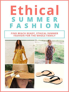 Ethical Summer Fashion for the Whole Family