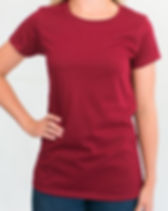 Goex women's top. Ethically made t-shirts. https://goex.org/product-category/shop-basic-tees/cotton-tees/ladies-cotton-tees/